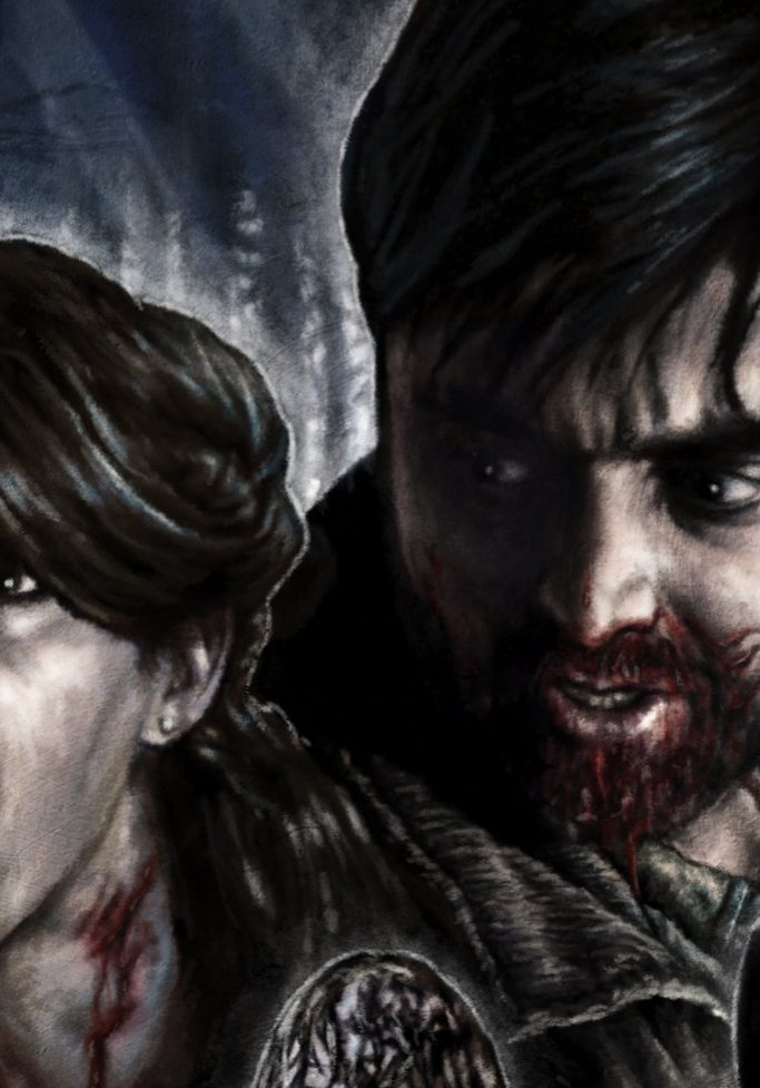 Almost Human detail 1