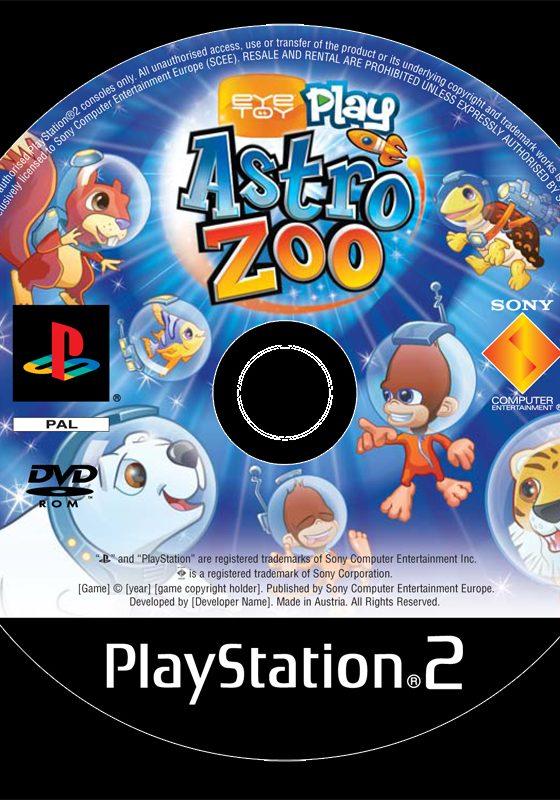 Astro Zoo Dlabel v5.4:Retail Std Dlabel v5.4